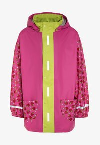 Playshoes - Vodotěsná bunda - pink - 0