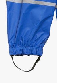 Playshoes - Rain trousers - blue - 4