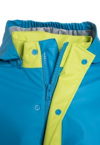 Playshoes - Waterproof jacket - turquoise - 2