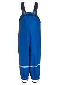 Playshoes - REGENANZUG HAI ALLOVER SET  - Pantalon de pluie - blau - 3