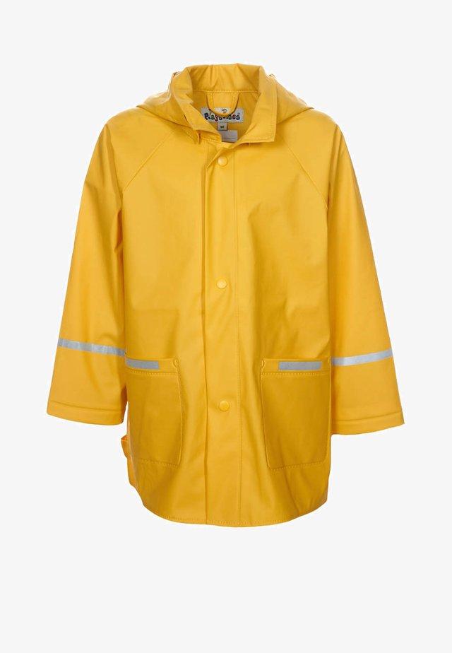 Veste mi-saison - gelb