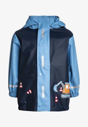 Kurtka przeciwdeszczowa - blau
