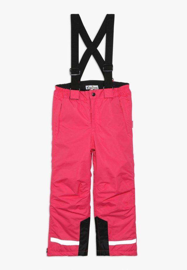 Snow pants - pink