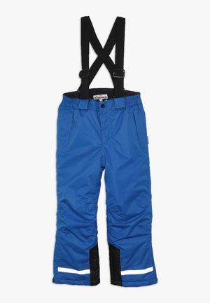Zimní kalhoty - blau