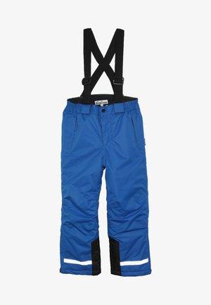 Snow pants - blau