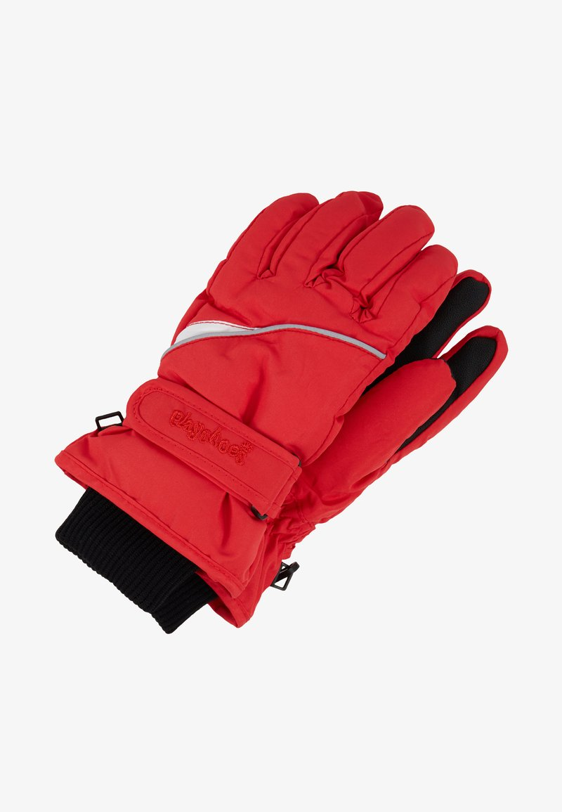 Playshoes - Gloves - rot
