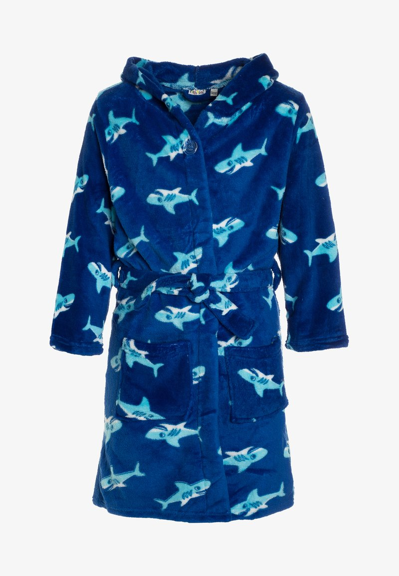 Playshoes - HAI - Dressing gown - blau