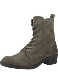 P-L-D-M by Palladium - Lace-up ankle boots - brown - 2