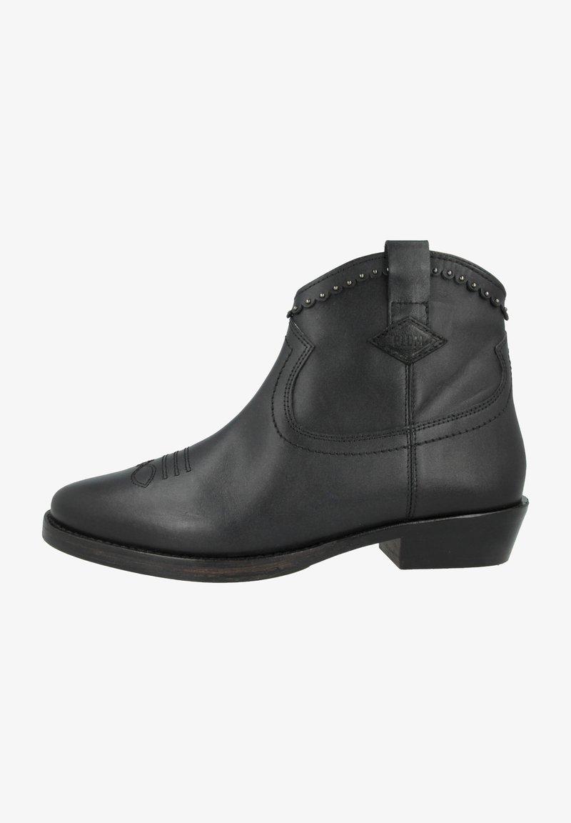 P-L-D-M by Palladium - WALKYRIE THD - Cowboy/biker ankle boot - black