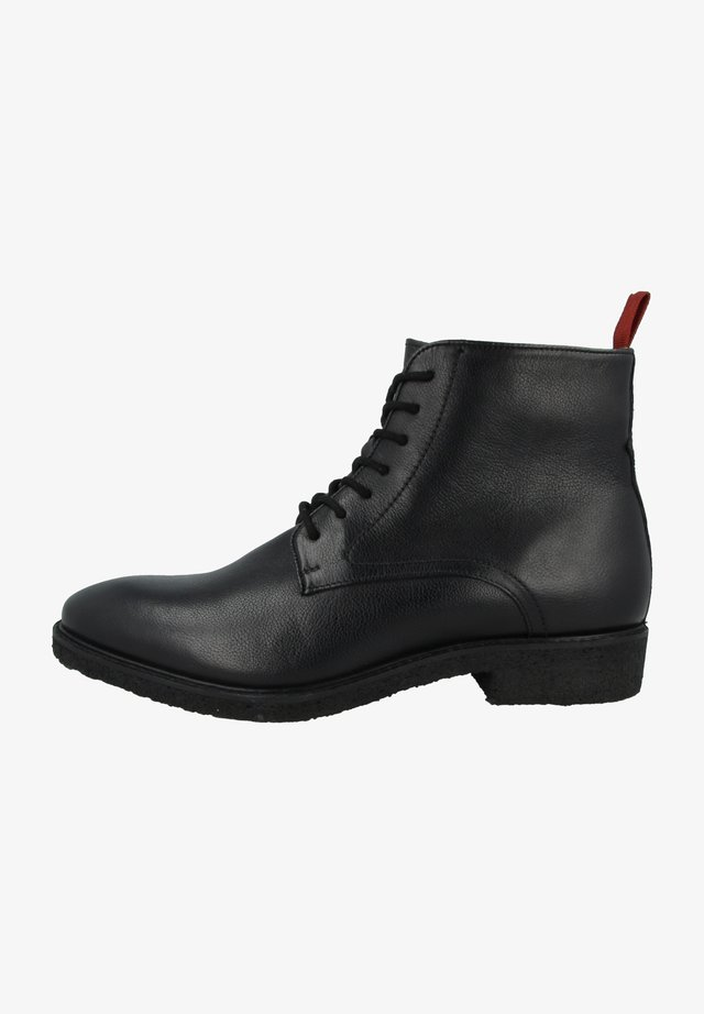 ANNIBAL  - Lace-up ankle boots - black