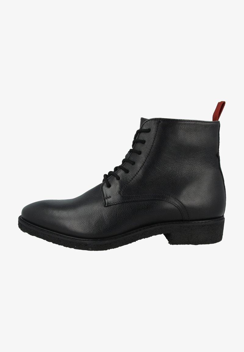 P-L-D-M by Palladium - ANNIBAL  - Lace-up ankle boots - black