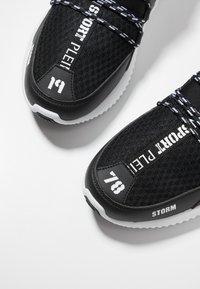 Plein Sport - Sneakers laag - black - 5