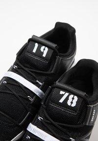 Plein Sport - Sneakers basse - black - 5