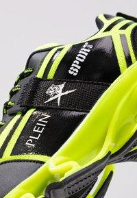 Plein Sport - Sneaker low - neon - 5