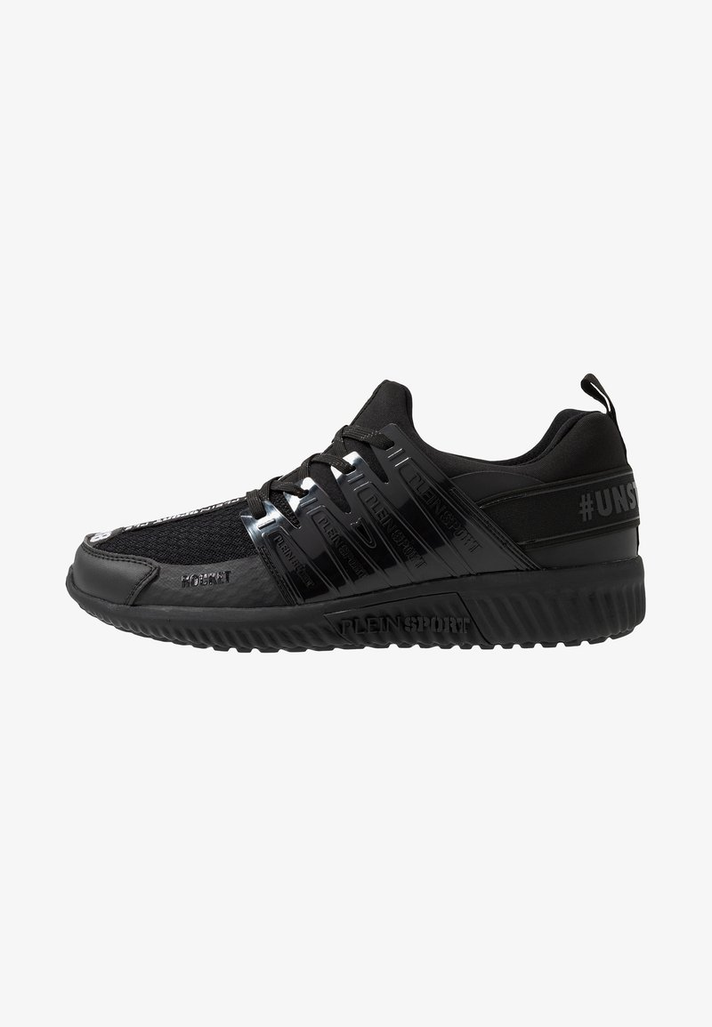Plein Sport - RUNNER UNSTOPPABLE - Sneakers laag - black