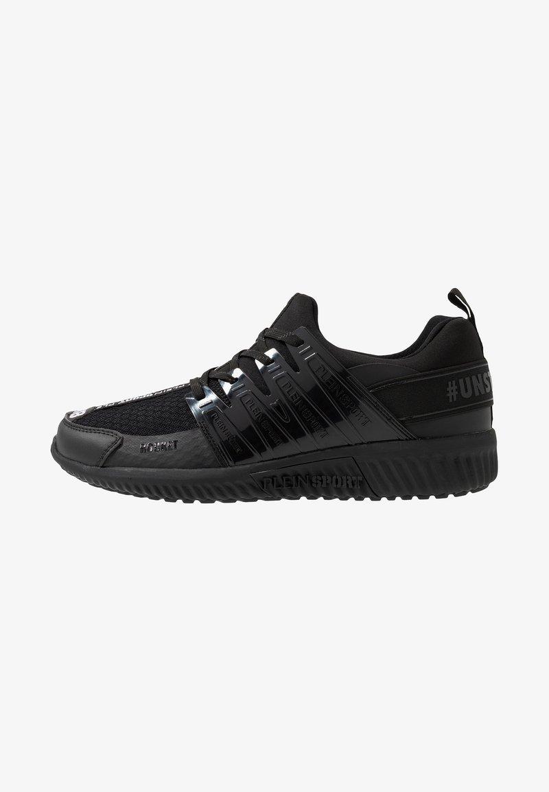 Plein Sport - RUNNER UNSTOPPABLE - Sneakers - black