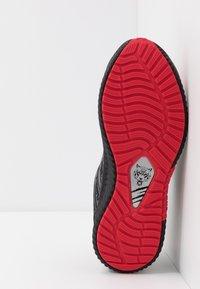 Plein Sport - RUNNER UNSTOPPABLE - Sneaker low - black/red - 4