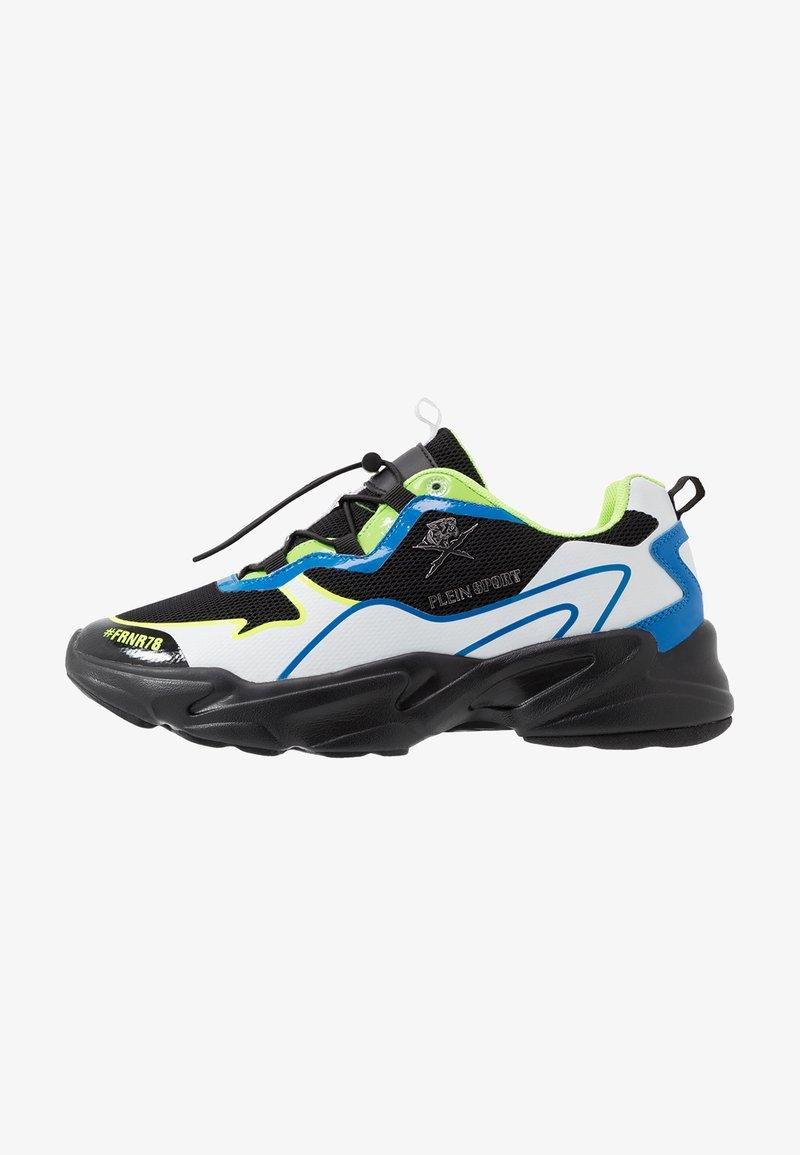 Plein Sport - RUNNER LOGOS - Sneakers - green