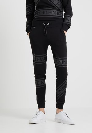 JOGGING TROUSERS - Pantaloni sportivi - black