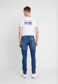 Plein Sport - SCRAT - Jeans Slim Fit - blue - 2