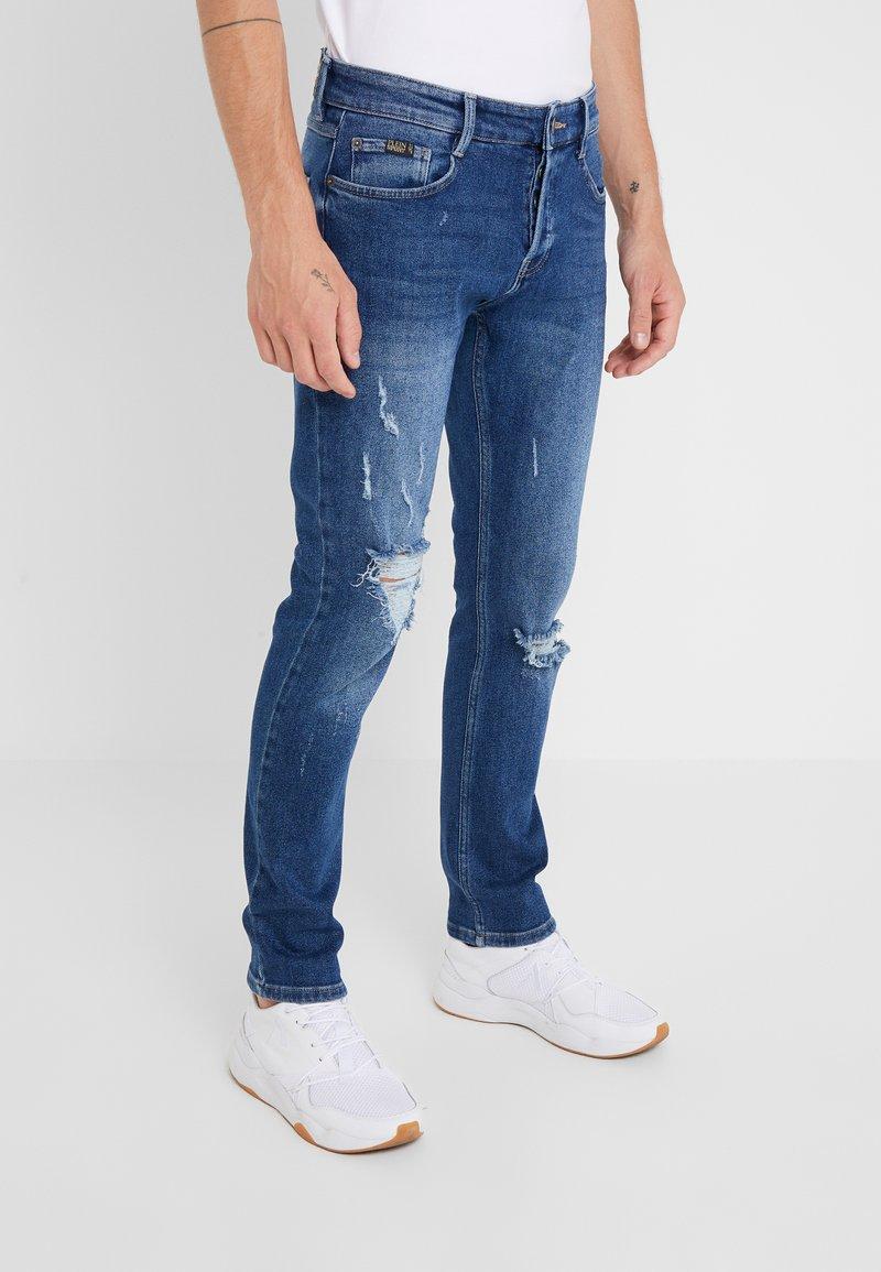 Plein Sport - SCRAT - Jeans Slim Fit - blue