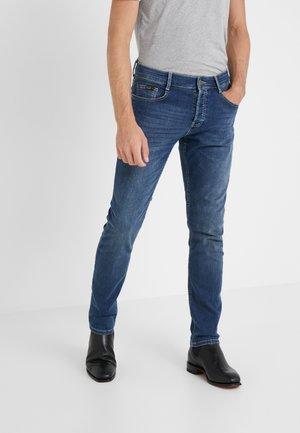 TROUSERS SCRAT - Jeans slim fit - blue