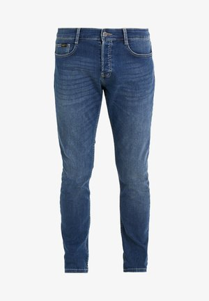 TROUSERS SCRAT - Jeans slim fit - blue