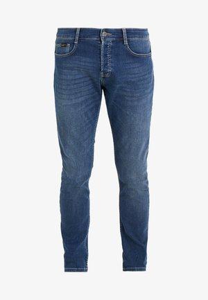 TROUSERS SCRAT - Slim fit -farkut - blue