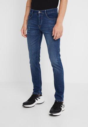 TROUSERS SCRAT - Jeans slim fit - dark blue