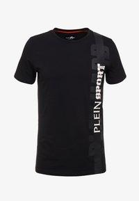 Plein Sport - T-shirt print - black - 3