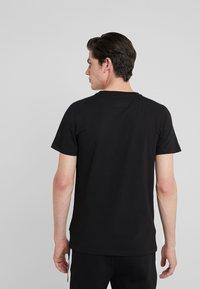 Plein Sport - T-shirt print - black - 2