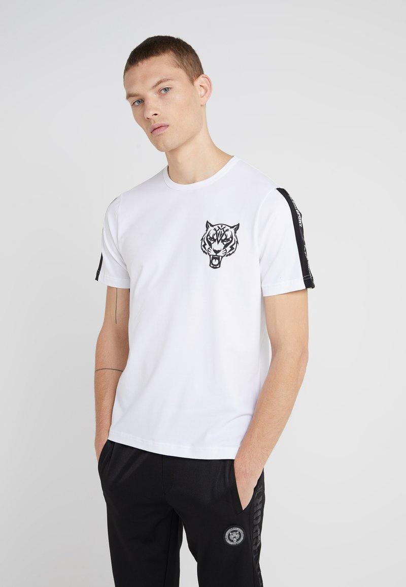 Plein Sport - ROUND NECK ORIGINAL - T-shirts print - white