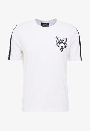 ROUND NECK ORIGINAL - T-shirt con stampa - white