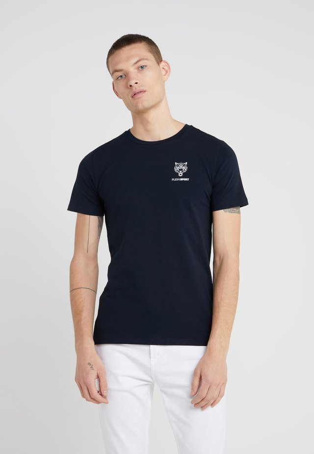 ROUND NECK ORIGINAL - T-shirts basic - dark blue