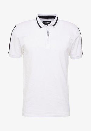POLO SHIRT METAL SPORT - Poloshirt - white