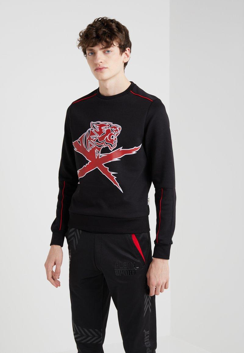 Plein Sport - TIGER - Sweater - black