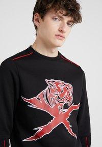 Plein Sport - TIGER - Sweater - black - 4