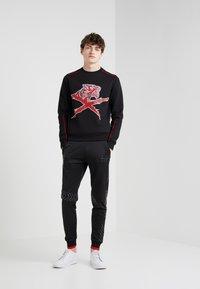 Plein Sport - TIGER - Sweater - black - 1