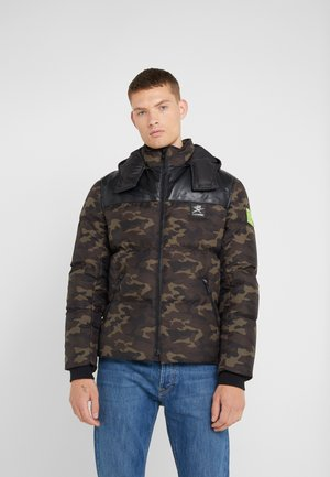 BOMBER CAMOUFLAGE - Giacca invernale - camou