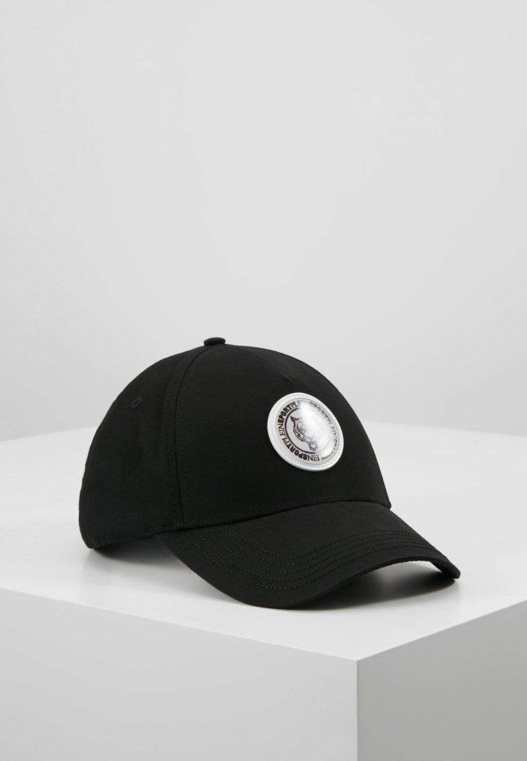 Plein Sport - Keps - black/white