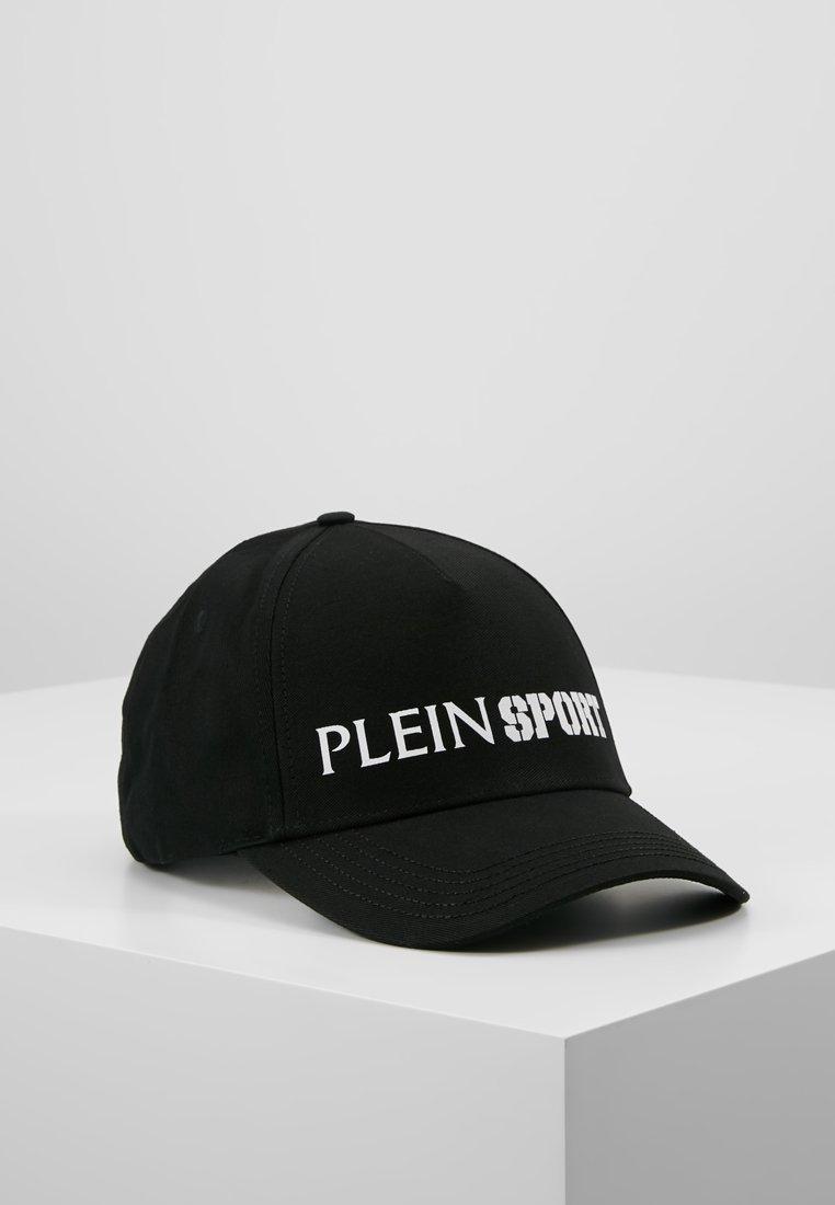 Plein Sport - Czapka z daszkiem - black