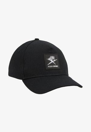 VISOR STATEMENT - Caps - black/silver