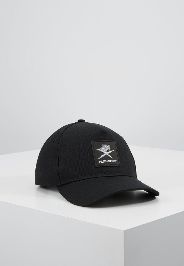 VISOR STATEMENT - Keps - black/silver