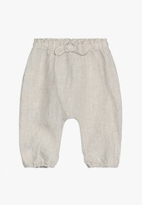 Play Up - TROUSERS BABY - Trousers - sand - 0