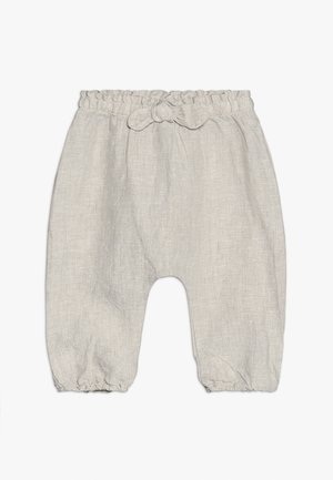 TROUSERS BABY - Trousers - sand