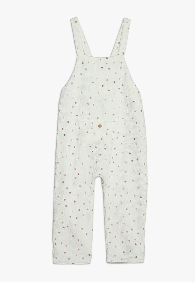 PRINTED BABY - Jumpsuit - white