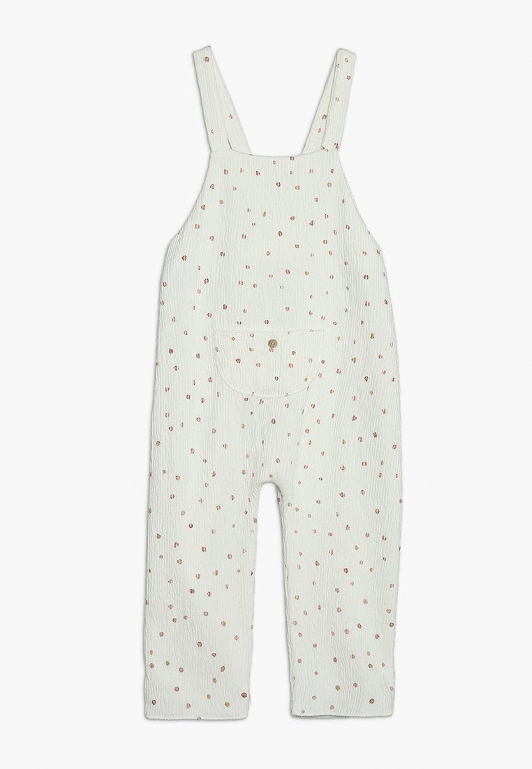 Play Up - PRINTED BABY - Overal - white