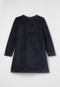 Play Up - VELVET DRESS - Sukienka letnia - dark blue - 1
