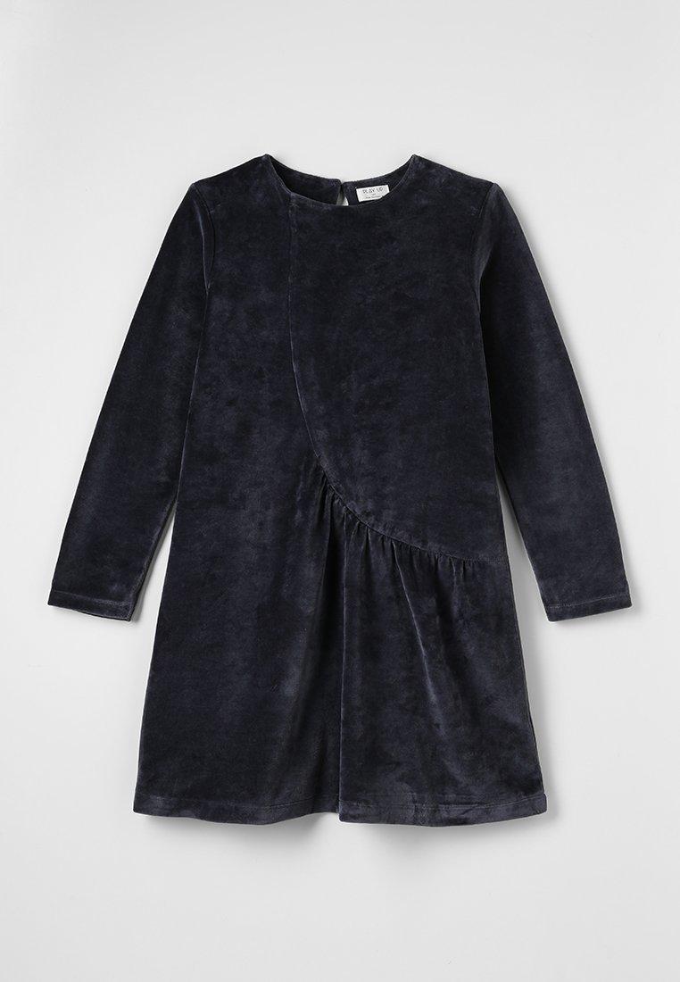 Play Up - VELVET DRESS - Sukienka letnia - dark blue