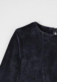 Play Up - VELVET DRESS - Sukienka letnia - dark blue - 2
